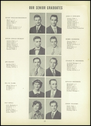 Page 17, 1953 Edition, Dupo Community High School - El Tigre Yearbook (Dupo, IL) online yearbook collection