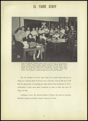 Page 6, 1953 Edition, Dupo Community High School - El Tigre Yearbook (Dupo, IL) online yearbook collection