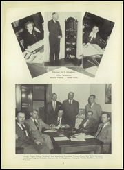 Page 8, 1953 Edition, Dupo Community High School - El Tigre Yearbook (Dupo, IL) online yearbook collection