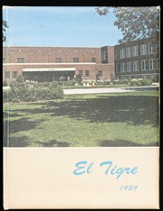 1959 Edition, Dupo Community High School - El Tigre Yearbook (Dupo, IL)