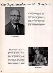 Page 10, 1959 Edition, Dupo Community High School - El Tigre Yearbook (Dupo, IL) online yearbook collection