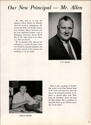 Page 11, 1959 Edition, Dupo Community High School - El Tigre Yearbook (Dupo, IL) online yearbook collection