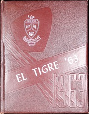 1963 Edition, Dupo Community High School - El Tigre Yearbook (Dupo, IL)