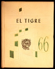 1966 Edition, Dupo Community High School - El Tigre Yearbook (Dupo, IL)