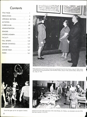 Page 6, 1969 Edition, Dupo Community High School - El Tigre Yearbook (Dupo, IL) online yearbook collection