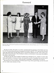 Page 8, 1969 Edition, Dupo Community High School - El Tigre Yearbook (Dupo, IL) online yearbook collection