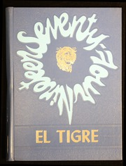 1974 Edition, Dupo Community High School - El Tigre Yearbook (Dupo, IL)