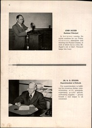 Page 16, 1941 Edition, Jacksonville High School - Crimson J Yearbook (Jacksonville, IL) online yearbook collection