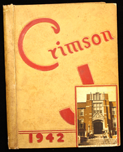 Page 1, 1942 Edition, Jacksonville High School - Crimson J Yearbook (Jacksonville, IL) online yearbook collection