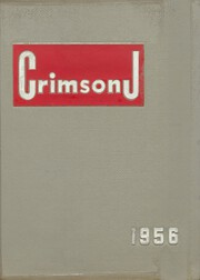 Page 1, 1956 Edition, Jacksonville High School - Crimson J Yearbook (Jacksonville, IL) online yearbook collection