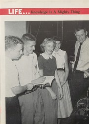 Page 11, 1956 Edition, Jacksonville High School - Crimson J Yearbook (Jacksonville, IL) online yearbook collection