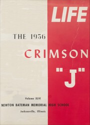 Page 5, 1956 Edition, Jacksonville High School - Crimson J Yearbook (Jacksonville, IL) online yearbook collection