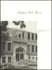 Page 8, 1956 Edition, Highland Park High School - Little Giant Yearbook (Highland Park, IL) online yearbook collection