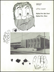 Page 5, 1957 Edition, Highland Park High School - Little Giant Yearbook (Highland Park, IL) online yearbook collection