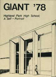 1978 Edition, Highland Park High School - Little Giant Yearbook (Highland Park, IL)