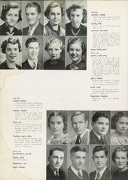 Page 16, 1938 Edition, Danville High School - Medley Yearbook (Danville, IL) online yearbook collection