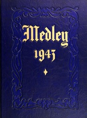 1943 Edition, Danville High School - Medley Yearbook (Danville, IL)