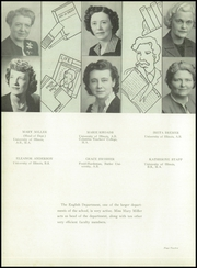 Page 16, 1946 Edition, Danville High School - Medley Yearbook (Danville, IL) online yearbook collection