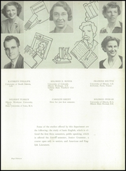 Page 17, 1946 Edition, Danville High School - Medley Yearbook (Danville, IL) online yearbook collection