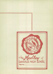 Page 3, 1959 Edition, Danville High School - Medley Yearbook (Danville, IL) online yearbook collection
