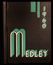 1960 Edition, Danville High School - Medley Yearbook (Danville, IL)