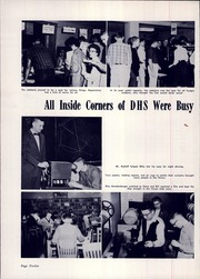 Page 16, 1960 Edition, Danville High School - Medley Yearbook (Danville, IL) online yearbook collection