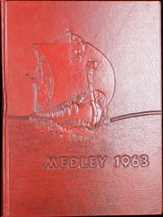 1963 Edition, Danville High School - Medley Yearbook (Danville, IL)