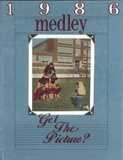 1986 Edition, Danville High School - Medley Yearbook (Danville, IL)