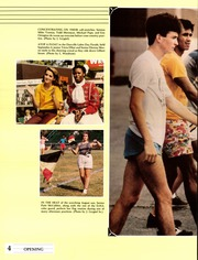 Page 8, 1986 Edition, Danville High School - Medley Yearbook (Danville, IL) online yearbook collection