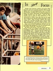 Page 9, 1986 Edition, Danville High School - Medley Yearbook (Danville, IL) online yearbook collection