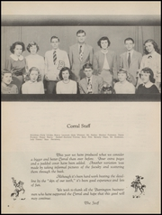 Page 10, 1949 Edition, Barrington High School - Corral Yearbook (Barrington, IL) online yearbook collection