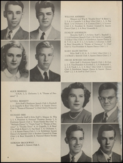 Page 12, 1949 Edition, Barrington High School - Corral Yearbook (Barrington, IL) online yearbook collection