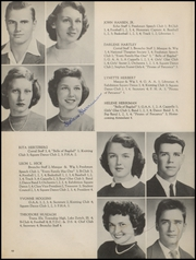 Page 14, 1949 Edition, Barrington High School - Corral Yearbook (Barrington, IL) online yearbook collection