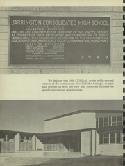 Page 10, 1950 Edition, Barrington High School - Corral Yearbook (Barrington, IL) online yearbook collection