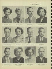 Page 12, 1950 Edition, Barrington High School - Corral Yearbook (Barrington, IL) online yearbook collection