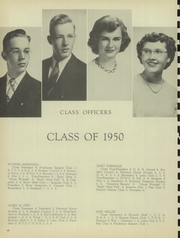 Page 14, 1950 Edition, Barrington High School - Corral Yearbook (Barrington, IL) online yearbook collection