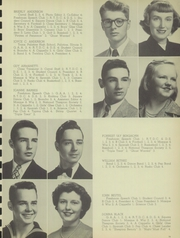 Page 15, 1950 Edition, Barrington High School - Corral Yearbook (Barrington, IL) online yearbook collection