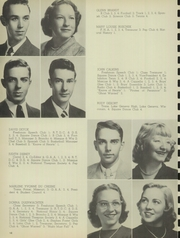 Page 16, 1950 Edition, Barrington High School - Corral Yearbook (Barrington, IL) online yearbook collection