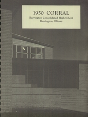 Page 5, 1950 Edition, Barrington High School - Corral Yearbook (Barrington, IL) online yearbook collection