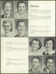 Page 18, 1953 Edition, Barrington High School - Corral Yearbook (Barrington, IL) online yearbook collection
