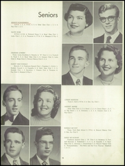 Page 19, 1953 Edition, Barrington High School - Corral Yearbook (Barrington, IL) online yearbook collection
