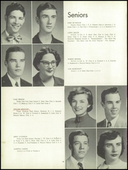 Page 20, 1953 Edition, Barrington High School - Corral Yearbook (Barrington, IL) online yearbook collection