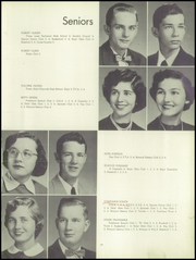 Page 21, 1953 Edition, Barrington High School - Corral Yearbook (Barrington, IL) online yearbook collection