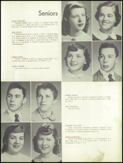 Page 23, 1953 Edition, Barrington High School - Corral Yearbook (Barrington, IL) online yearbook collection