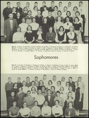 Page 28, 1953 Edition, Barrington High School - Corral Yearbook (Barrington, IL) online yearbook collection
