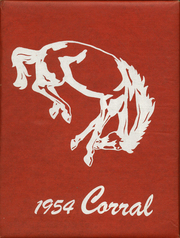 Barrington High School - Corral Yearbook (Barrington, IL) online yearbook collection, 1954 Edition, Page 1