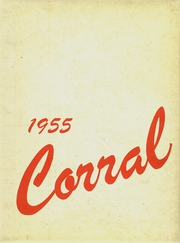Barrington High School - Corral Yearbook (Barrington, IL) online yearbook collection, 1955 Edition, Page 1