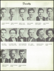 Page 11, 1956 Edition, Barrington High School - Corral Yearbook (Barrington, IL) online yearbook collection