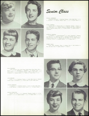 Page 13, 1956 Edition, Barrington High School - Corral Yearbook (Barrington, IL) online yearbook collection