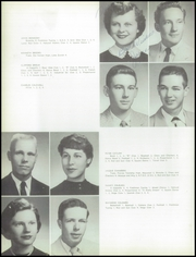 Page 14, 1956 Edition, Barrington High School - Corral Yearbook (Barrington, IL) online yearbook collection